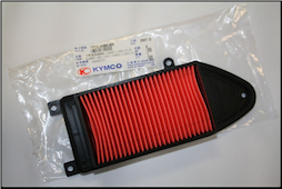 Air Filter, Kymco People (Kymco Factory Replacement) (SKU: 1723C-KHB4-900)