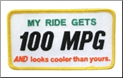 Patch, 100 MPG (SKU: PA100)