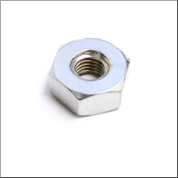 Nut, Wheel - No Collar (SKU: S 12131)