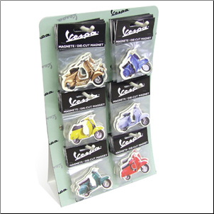 Magnets, Display Rack of 48