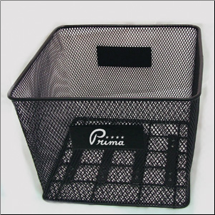 Milk Crate, Metal - Prima (SKU: 0400-1022)