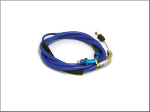 NCY Throttle Cable, Vento/GY6 (SKU: 0800-1015)