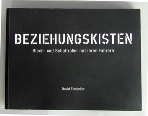 Book, Beziehungskisten - photos of scooterists (SKU: BKBS)