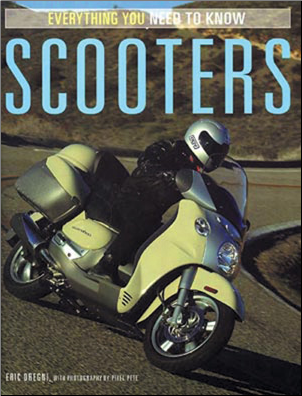 Book, Scooters: Everything You Need to Know (SKU: BKEYNTK)