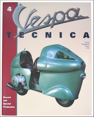 Book, Vespa Tecnica Vol. 4 (SKU: BKVT4)