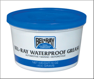 Grease, Bel Ray -Tub