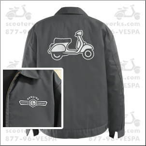 Jacket, Genuine Shop
