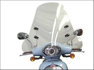 Windscreen, Kymco People 150 (SKU: KWS5)
