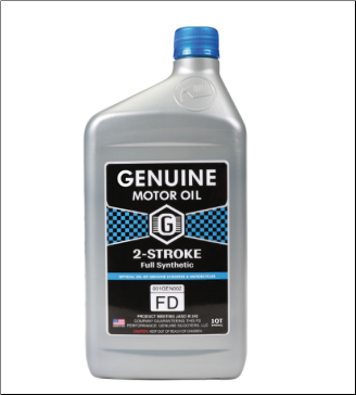 Oil, 2-stroke - Genuine Synthetic