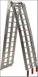Ramp, Folding Aluminum (SKU: 61-0723)