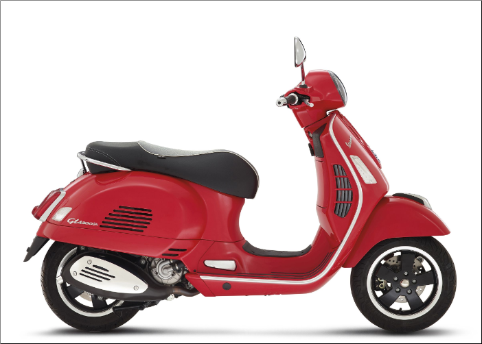 Vespa GTS300 SUPER MY20