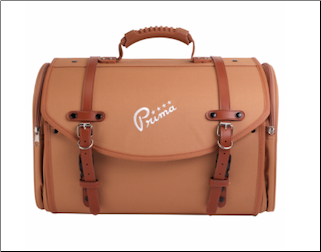 Prima Roll Bag - Large Brown