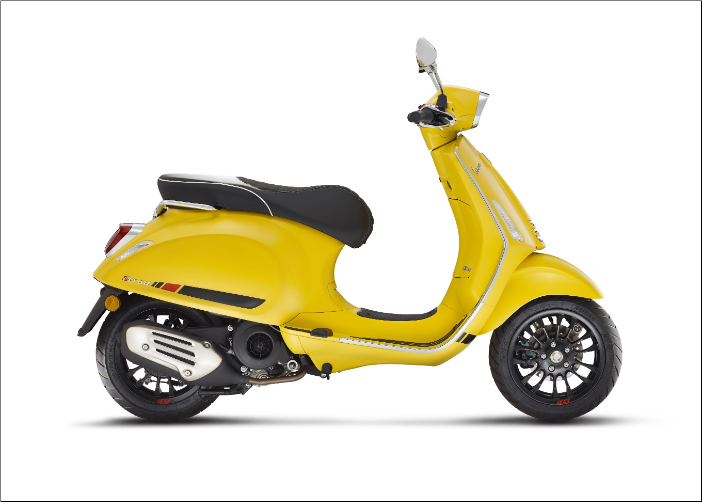 Vespa Sprint S 150 MY20