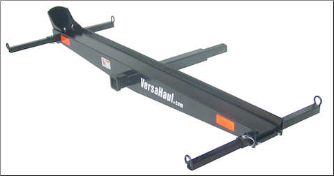 VersaHaul Single Motorcycle Carrier (SKU: VH-55)