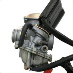 Carburetor for GY6 50 cc (SKU: 151-29)