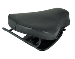 Seat, Single Saddle-Sm Frame (SKU: CSSS2)