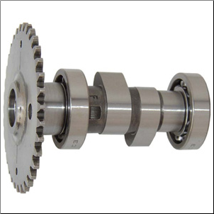 NCY Camshaft, 50mm for 80cc - GY6 50 (SKU: 1100-1250)