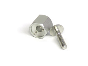 NCY Burglarproof Screw, 8x25 - Vino 50 (SKU: 1600-0001)