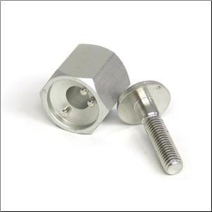 NCY Burglarproof Screw, 10x45 - Vino 50 (SKU: 1600-0003)