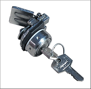 Lock, Steering - VNA-B, VBA-B (SKU: 82416R)