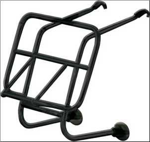 Front Rack, Cuppini - All vintage Vespa/Stella (SKU: FRC1-B)