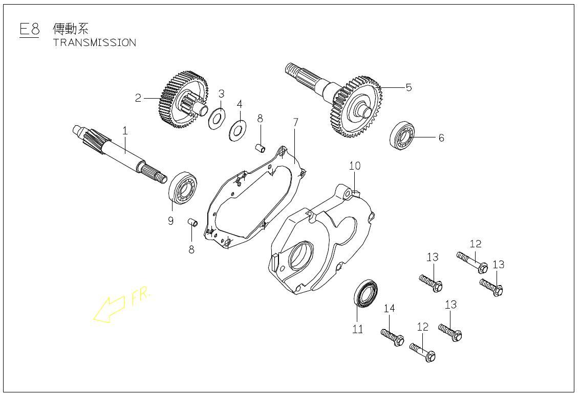 Modern Buddy : Roughhouse transmission gear oil