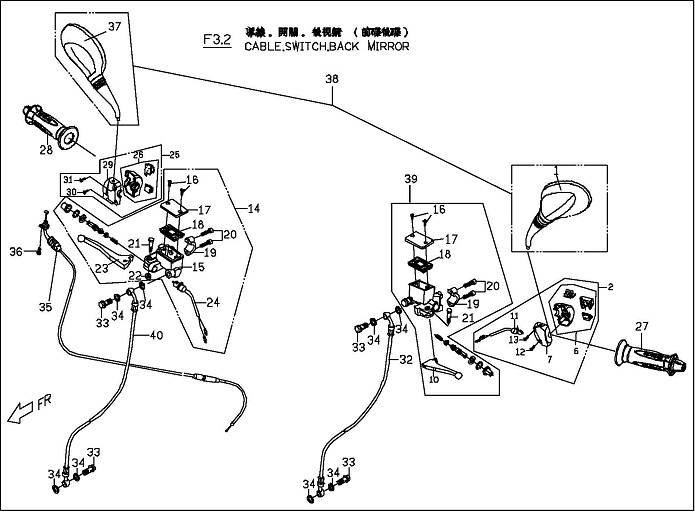 Bell Qualifier Ece Certified Matt Black likewise Accessoire Moto Couronne Did Moto HONDA CBF125 also Lambretta Assiano additionally Chinese Scooter Carburetor Diagram moreover Pgo Scooters Engine Diagram. on pgo scooters