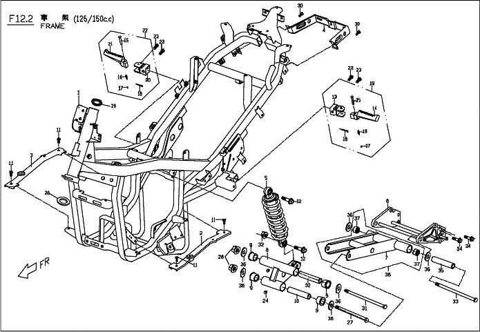 dinli 90cc atv wiring diagram chinese 90cc atv wiring
