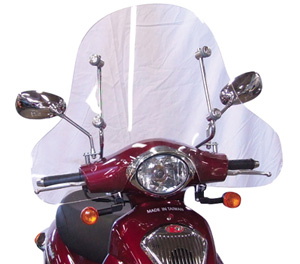 Kymco Scooter Windshields