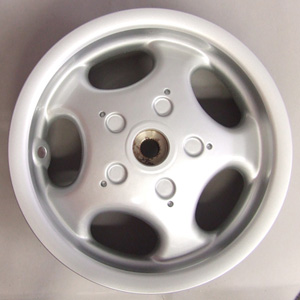 Scooter Wheels & Patch Kits