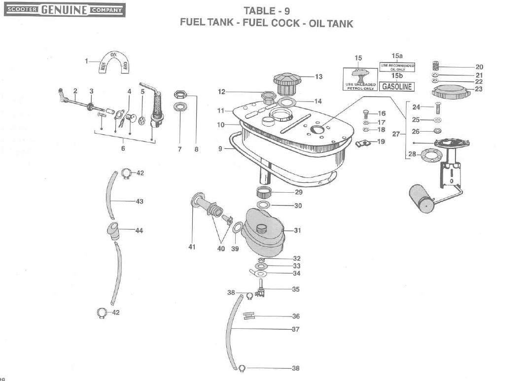 Stella Scooter Wiring Diagram Diagrams Modern Vespa Stator Blues 24 Volt Electric Moter My 1018 24v Genuine Chinese