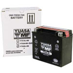 Vespa LX150 Batteries