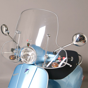 Vespa Scooter Windshields